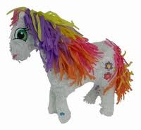 Piñatas Little Pony, parte 2