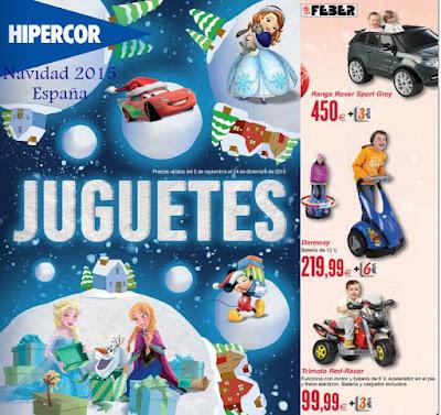juguetes para la navidad 2015 hiper