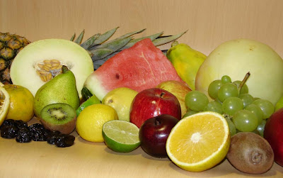 The benefits of natural fruit for the human body