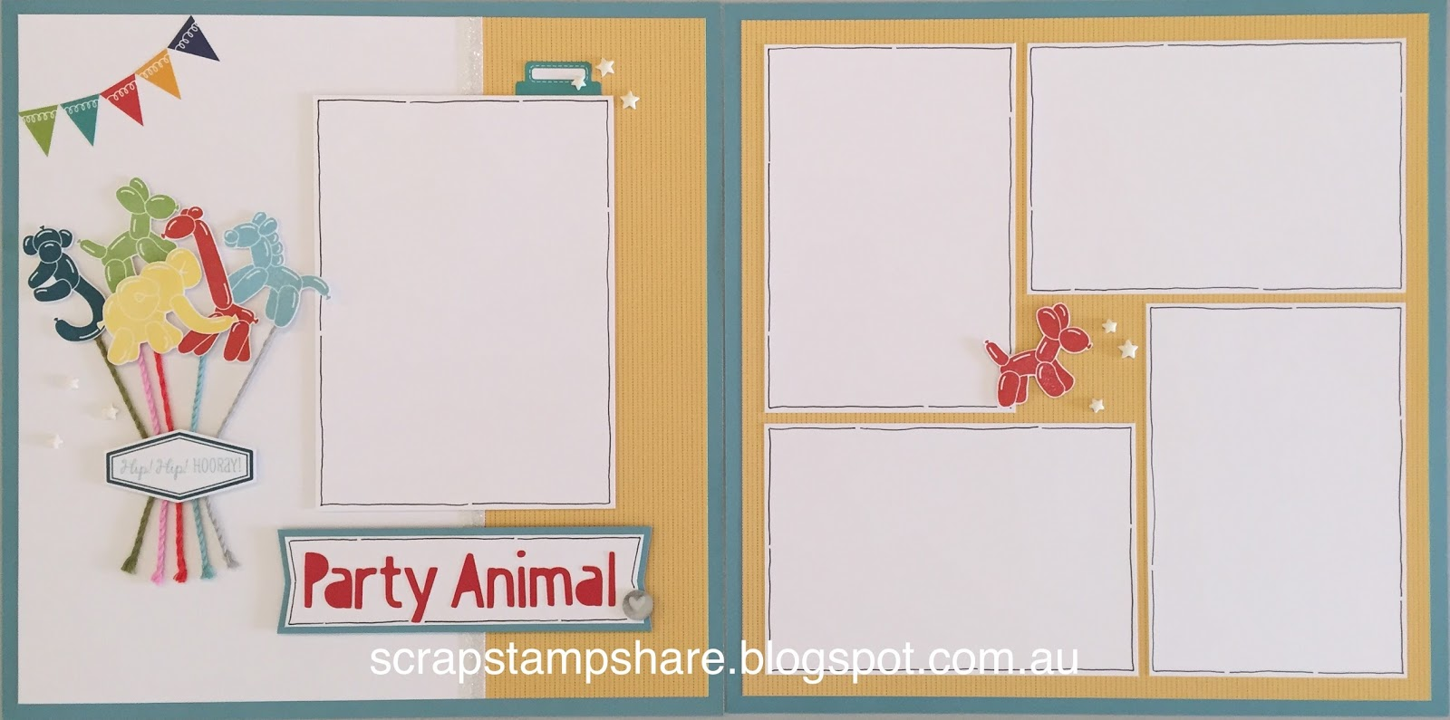 How to scrapbook like poppy - I Also Decided To Add A Second Page To Create A Double Page Layout As That Is How I Like To Scrapbook I Very Rarely Use Just A Single Page Layout In My