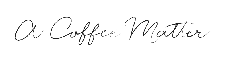 A Coffee Matter