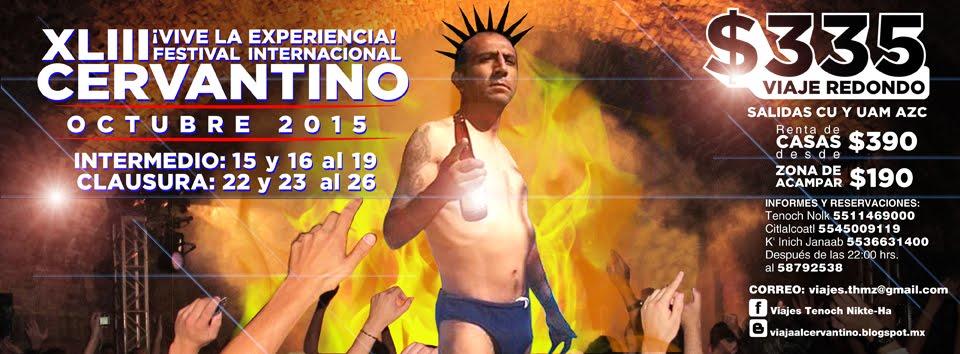 Viaja al Festival Pal Norte 2016