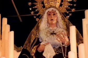 procesion rosario magno en almagro ciudad real turismo religioso