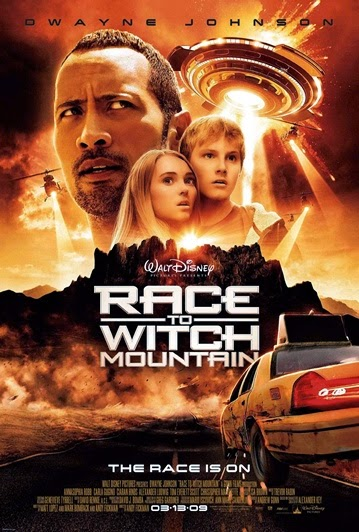 Ver Race to Witch Mountain (La montaña embrujada) (2009) Online