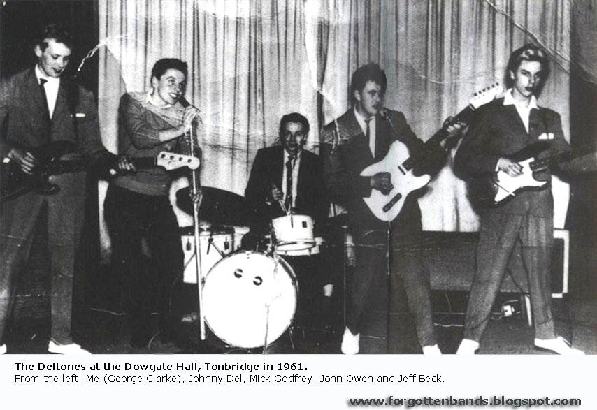 Derek B Rock The Beat