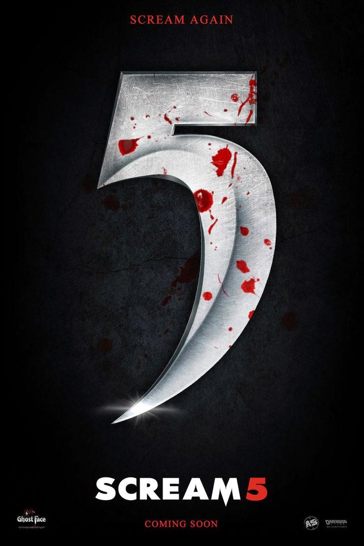 Nuevos rumores apuntan a que SCREAM 5 será dividida en dos partes en 2016 y 2017