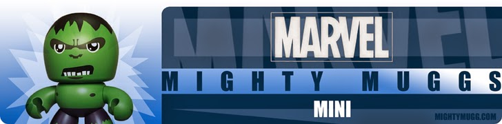 Marvel Mini Mighty Muggs