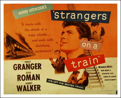 strangers on the train