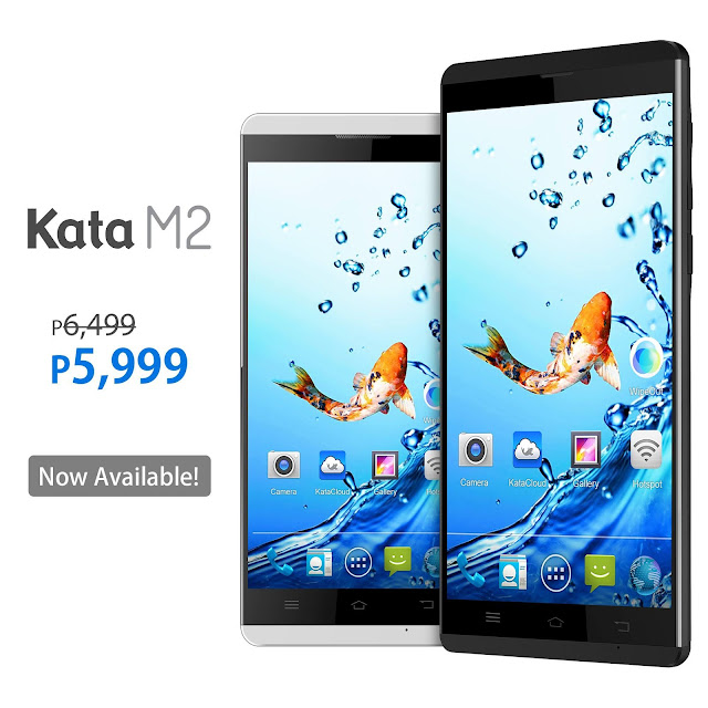 Kata M2 Gets Price Drop, Now Only P5,999