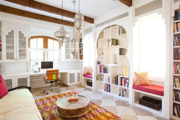 decoracao de interiores estilo marroquino : decoracao de interiores estilo marroquino:pontos de interesse: Uma casa em estilo Marroquino no Texas.