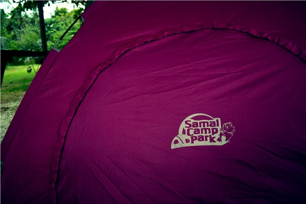 Samal Camp Park Beach Resort