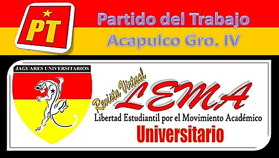 "REVISTA VIRTUAL ""LEMA"" UNIVERSITARIO"
