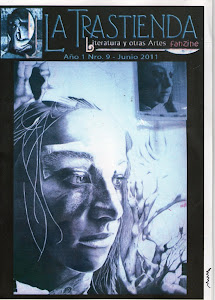 La trastienda. Fanzine de la escritora argentina Patricia Ortiz.
