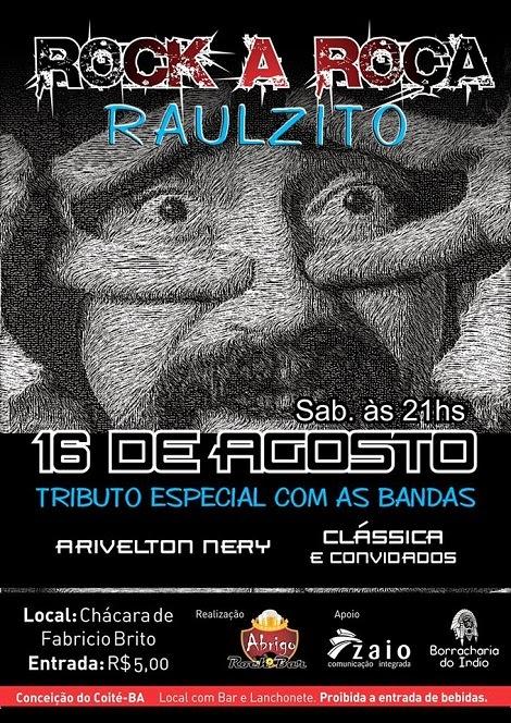 16-08-2014 - ROCK A ROÇA - Conceição do Coité - BA