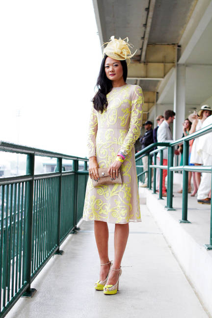 Racing Fashion Racing Fashion Kentucky Derby Style