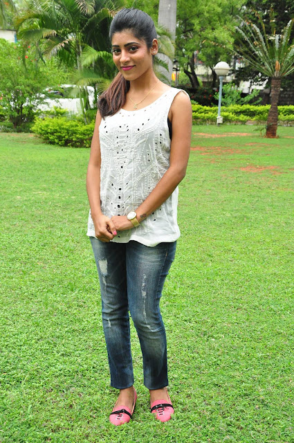 Gayatri Latest Stills At Bandook Platinum Disc Function