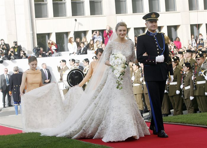 Con amor propio: Moda e Imagen: Boda de los Duques de Luxemburgo