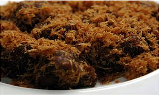 Daging Masak Tuha Khas Kalimantan Selatan