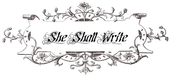 She Shall Write