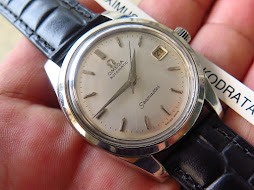 OMEGA SEAMASTER SILVER DIAL - AUTOMATIC 562
