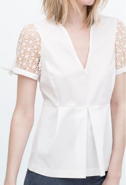 Rebajas SS 2015 fondo de armario camisa blanca gripur mangas