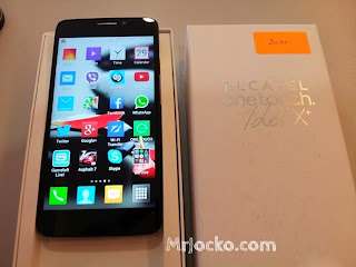 Review Alcatel OneTouch Idol X+