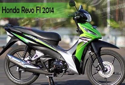 Rincian Harga Kredit Honda Revo FI Injeksi Terbaru 2014