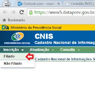 Consultar PIS pelo CPF