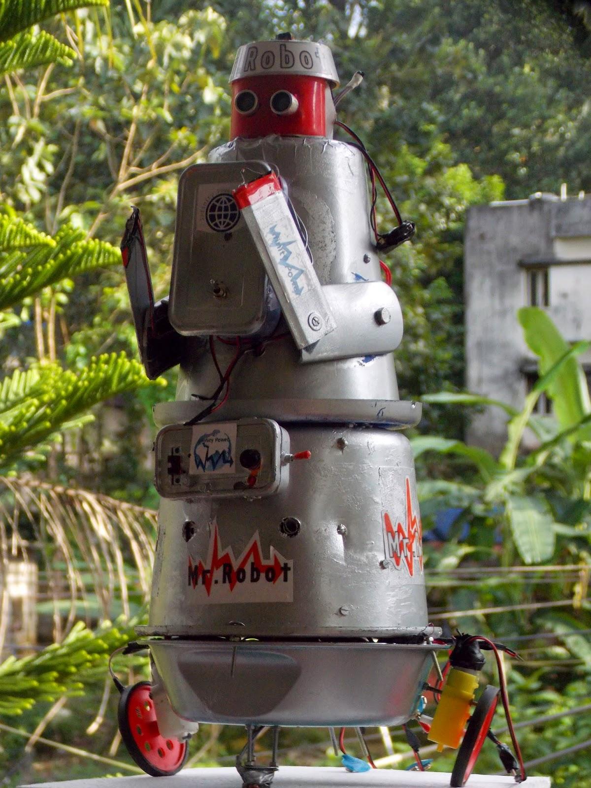 robotech maker  mr robot v-3 0