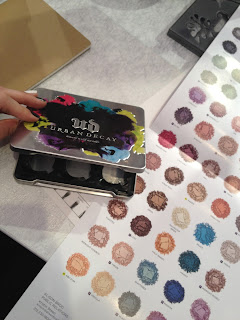 urban decay new eyeshadows palette