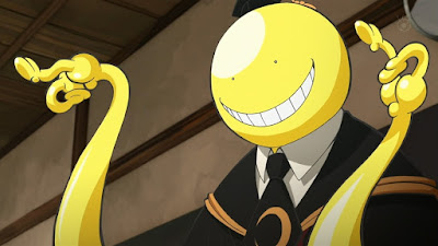 2. Koro Sensei [Assassination Class Room]