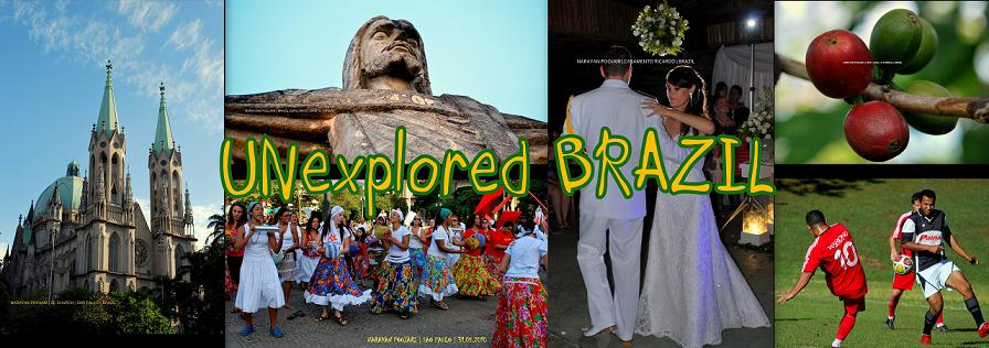 UNexplored BRAZIL