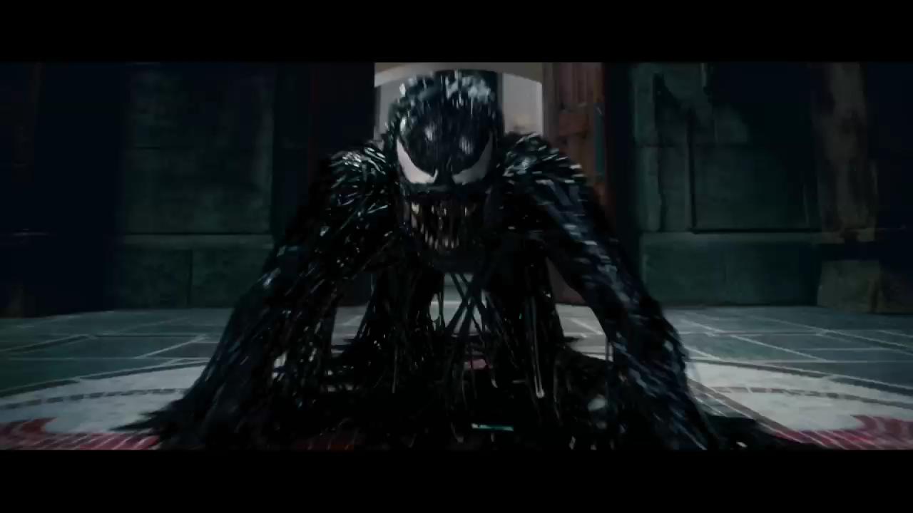 венома из человека паука