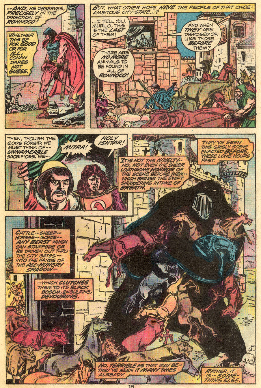 Conan the Barbarian (1970) Issue #55 #67 - English 10