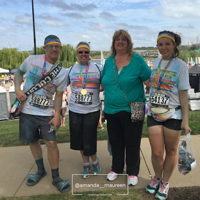 2015, Year in Review, Happy Healthy Fit, New Year, Running, 5K, The Color Run