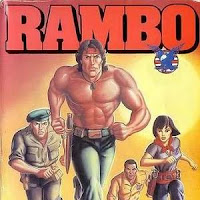 'Rambo' la serie animada