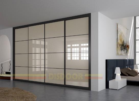 Fotos y dise os de puertas aluminio for Modelos de puertas de aluminio para interiores