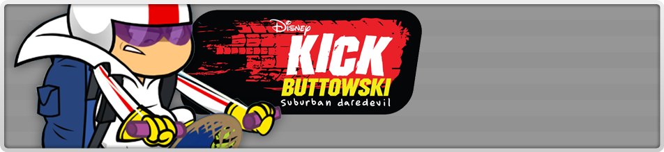 Kick Buttowski em HD