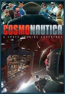 Cosmonautica - A Space Trading Adventure Game