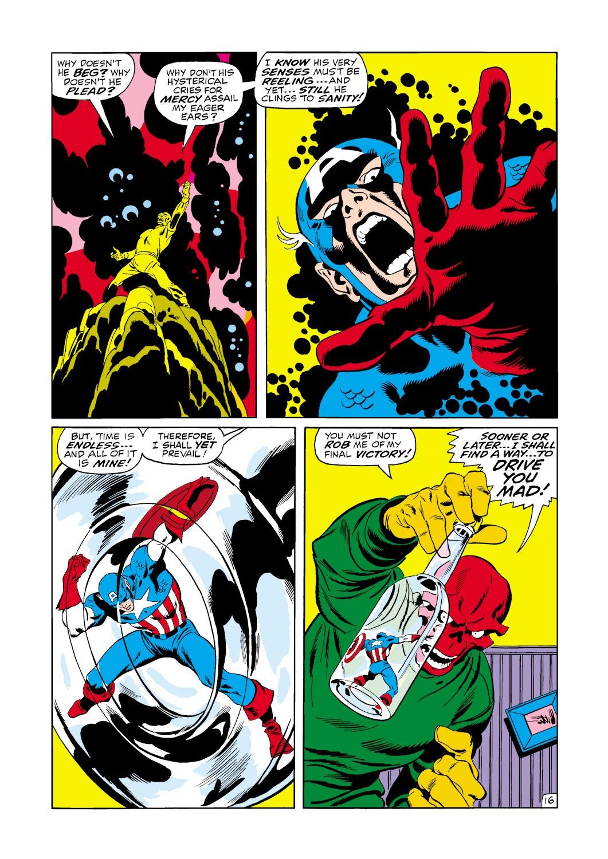 Captain America (1968) Issue #115 #29 - English 17