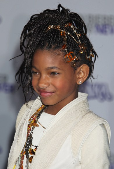 Willow smith hairstyles 2014