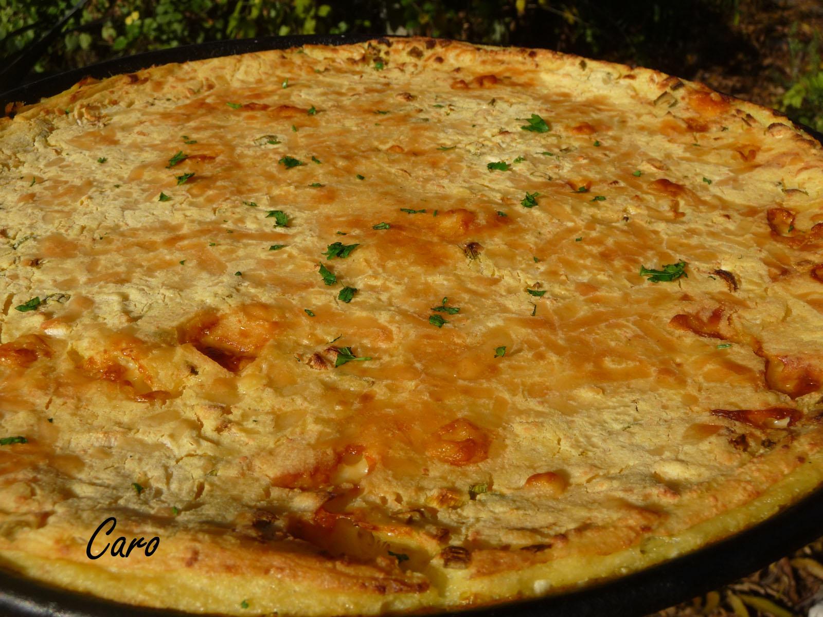 Paraguayan Cheesy Cornbread | Sopa Paraguaya Recipes — Dishmaps