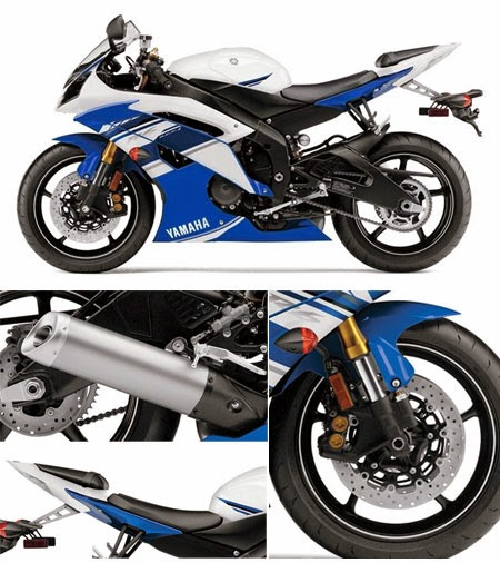 Gambar Yamaha R6 Terbaru 2015