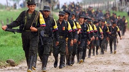 Acusan a EEUU de alimentar el conflicto armado en Colombia