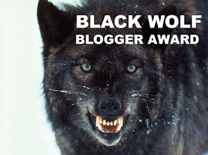 1 Premio Black Wolf Blogger Award