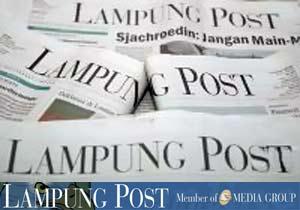 Lowongan Kerja Maintenance & Operator Percetakan Lampung Post