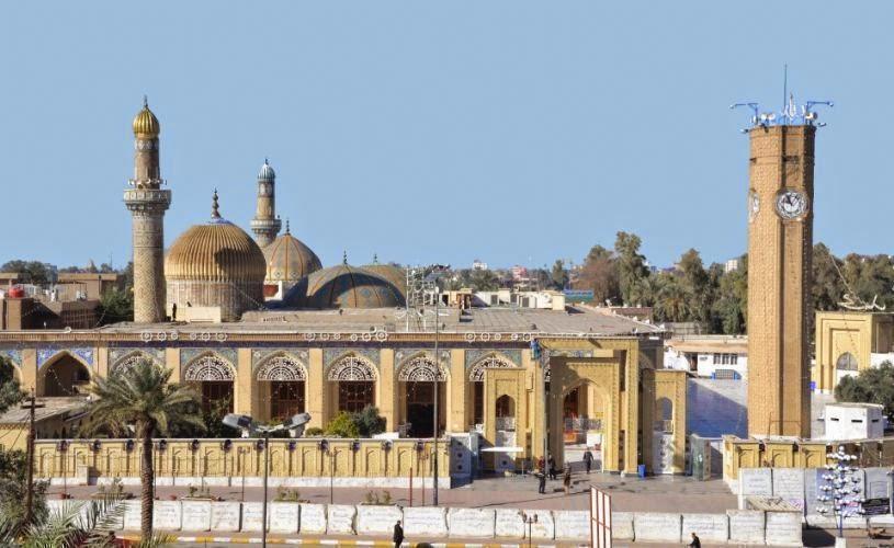 Masjid Abu Hanifah, di Baghdad, Iraq