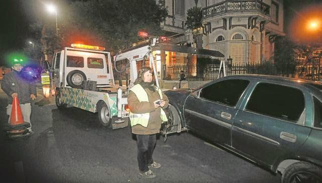 Faltan inspectores de tránsito en la ciudad de Córdoba