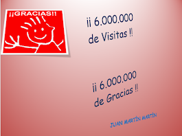 6.000.000 de visitas