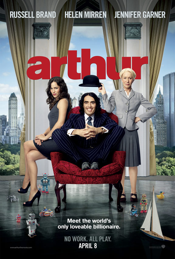 Ver Arthur (2011) Online